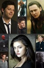 Never Cry Were-Wolf (SPN/Marvel, Castiel & Loki) by insaneredhead