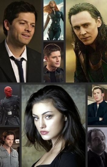 Never Cry Were-Wolf (SPN/Marvel, Castiel & Loki)