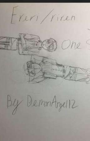 Ereri one shot book by DemonAngel12