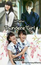 Tsundere Girl (End) by fantasy48family