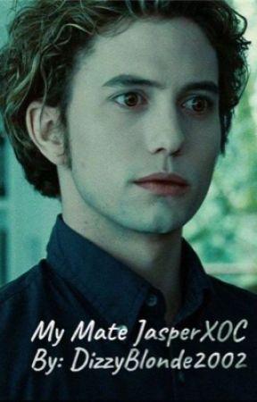 My Mate JasperXOC by DizzyBlonde2002
