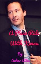 A Plane ride with Keanu Reeves by Salmamofty