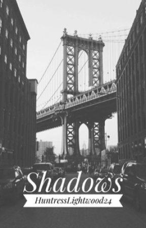 Shadows   Alec Lightwood  by HuntressLightwood24
