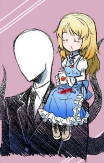 The Facless and Blind (Slenderman romance)