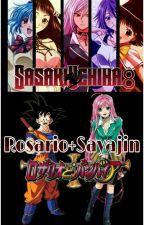 Rosario+Sayajin 『PAUSADA』 by SasakiUchiha8