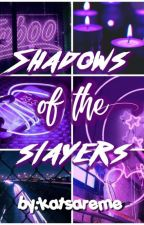 Shadows of The Slayers by katsareme
