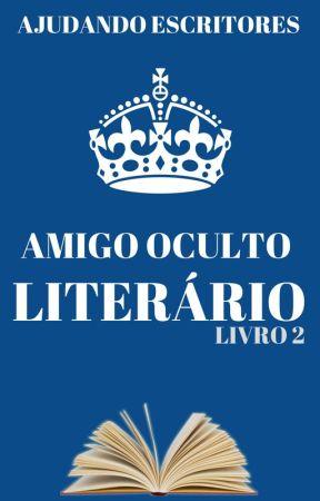 Amigo Oculto Literário 2 by Equipe_AE
