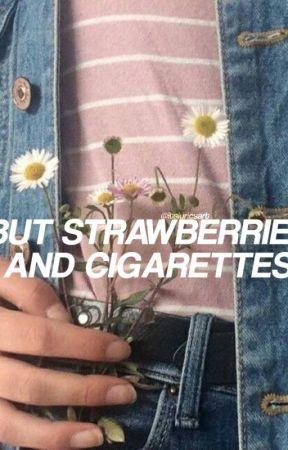 Strawberries & Cigarettes // Stucky OneShots - Soulmates - Wattpad