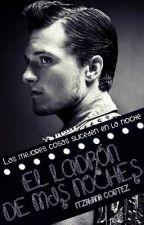 El ladron de mis noches #1 by Itzanator_Night