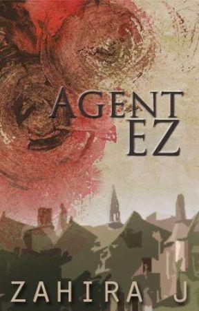 Agent Ez by ZahiraJ