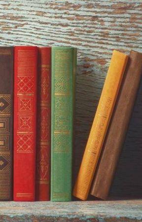 Book reviews - #1 - Wattpad