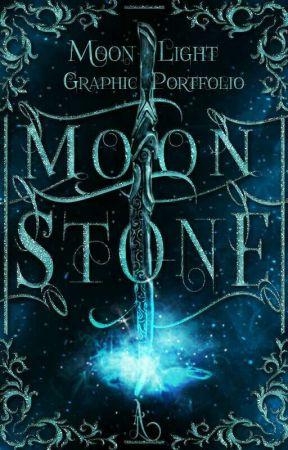 Moon Stone ||Graphic Portfolio|| by MoonLight664