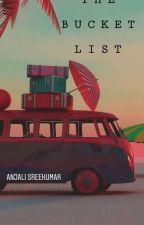 The Bucket List Journey by AnjaliSkumar