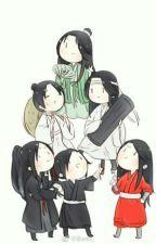 Những đứa con nhà Mặc Hương Đồng Xú by Vongcaca