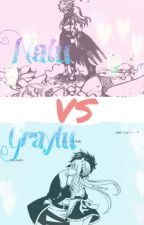 The Perfect Two (Graylu vs Nalu) Watty Awards 2014 by bloomlily101