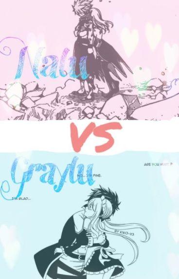 The Perfect Two (Graylu vs Nalu) Watty Awards 2014