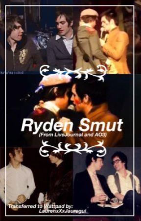 Ryden Smut (from Live Journal and AO3) by LaurenxXxJauregui