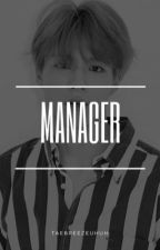 • manager | jeno • by taebreezeuhuh