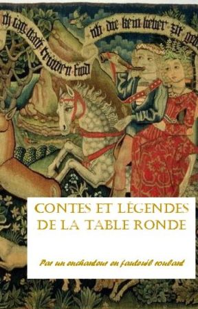 Contes et légendes de la table ronde par un enchanteur en fauteuil roulant by MarieOffermann