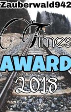 Times Award 2018 (close) by Zauberwald942