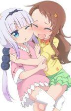 Dragon Sweethearts (Kanna x Saikawa) Miss Kobayashi's Dragon Maid Fanfic [FIN] by JaffaDJGirl
