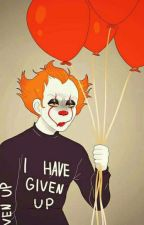 PENNYWISE IMAGINES by topgirldragon