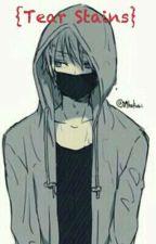 {Tear Stains} BTS x Male reader(suicidal) by _awkward_bangtan_