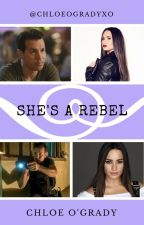 REWRITING She's A Rebel - One Chicago  by ChloeOgradyXo