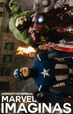 Imaginas;;「Marvel」 by ASmoothCriminal