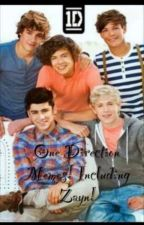 One Direction Meme Book by emily_the_fuckup