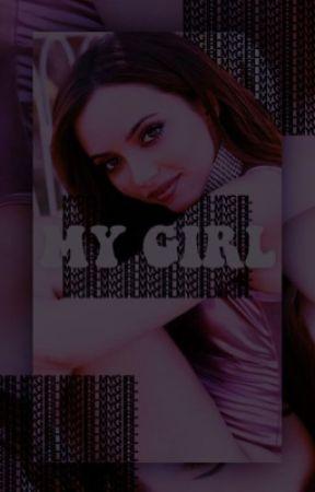 MY GIRL!    ⁽  ᵛᵃⁿᵉˢˢᵃ ᵐᵒʳᵍᵃⁿ  ⁾ by starIords