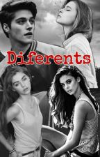 Diferentes sin saberlo [TERMINADA] by Slyffindor_princess