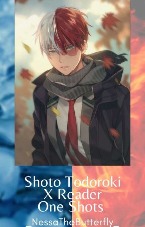 Villain Shouto X Reader