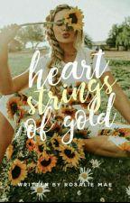 Heart Strings of Gold by rosaliestreehouse