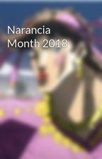 Narancia Month 2018 by Aderyn18