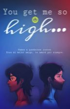 You get me so high... ☺︎ [Klance] by HistxryMaker