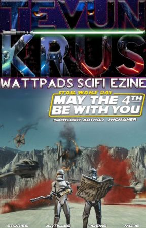 Tevun-Krus #55 - May The 4th Be With You: The Space Opera Special by Ooorah