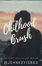 Childhood Crush by J0hnk3yisba3