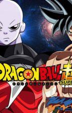Goku vs jiren by Adrian8922