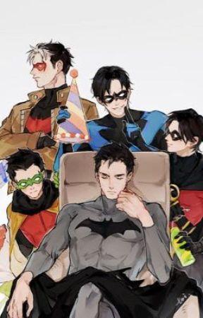 The BatFam X Reader - Batman/Bruce Wayne X Reader - Wattpad