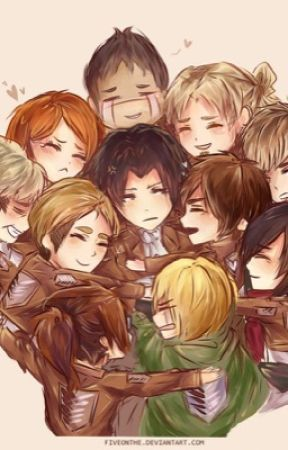 snapchat groupchat | attack on titan by teenvityy