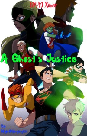 A Ghost's Justice by NightWinging0it