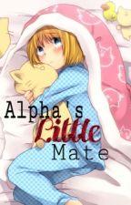 Alpha's Little Mate by Lutresaint