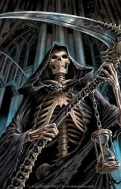 Facing Death  (katrocks247 DIMBFF contest) by Artist12