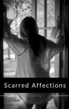Scarred Affections | Crimson Wolves MC #2 *PREVIEW ON HOLD* by torr95x