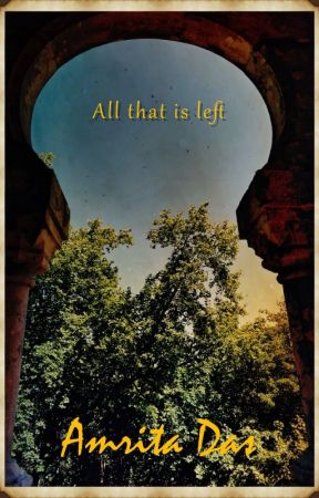 All that is left by amritadasmathur