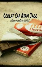Coklat Cap Ayam Jago by degrion