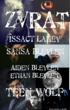 Zvrat ~ I promise / Teen Wolf/ Isaac Lahey/ [DOKONČENO]  by Zoiii_A5_A2