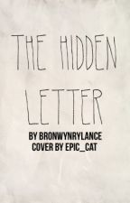 The Hidden Letter by BronwynRylance