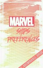 Marvel Ships - Preferencje by The_Abominable_Bride
